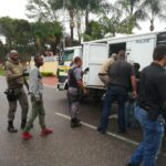 Joint Operation by the SAPS and Security Companies
